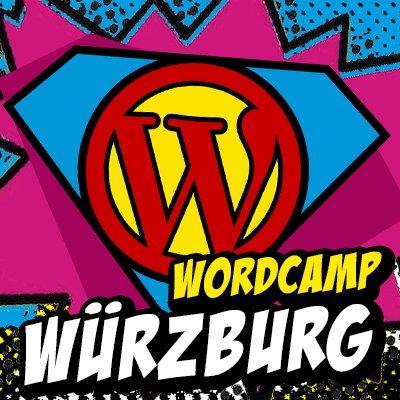 Logo WordCamp Würzburg 2018