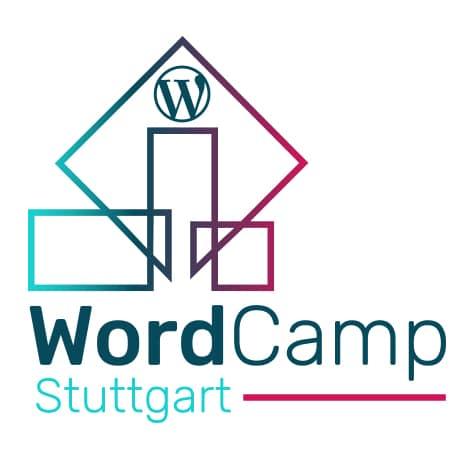 WordCamp Stuttgart 2019 Logo